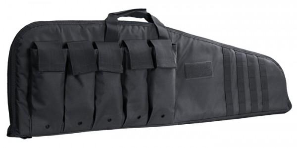 Rifle Case m.Gurt Schwarz 100cm