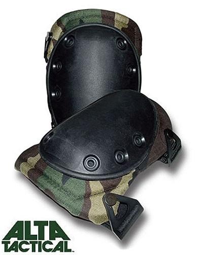 Alta FLEX Knieschützer AltaLok US Woodland