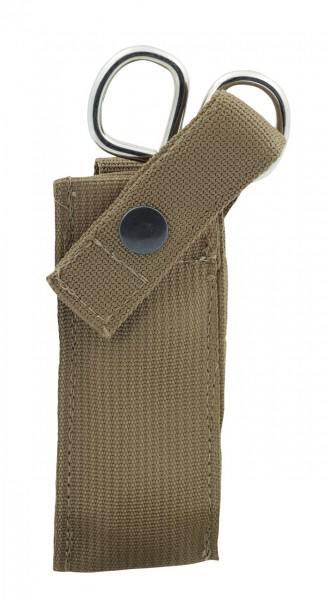 Warrior Medic Scissor Pouch Coyote