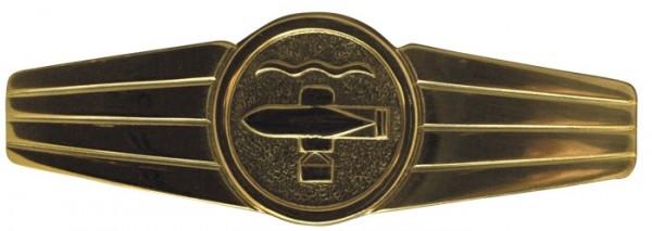 BW Tätigkeits-Abz.Unterwasserwaffenpersonal Gold