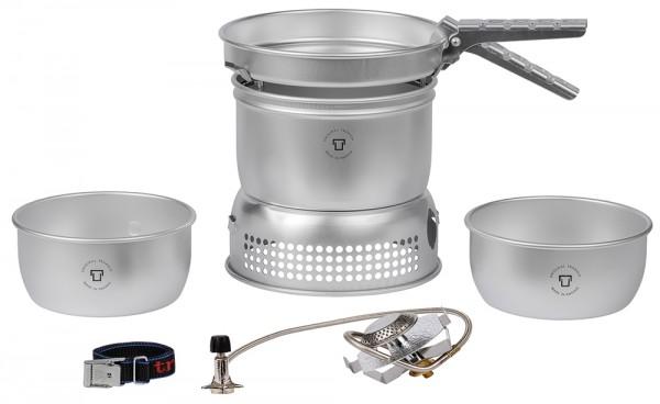 Trangia Sturmkocher Set 27-1 UL/GB Gasbrenner