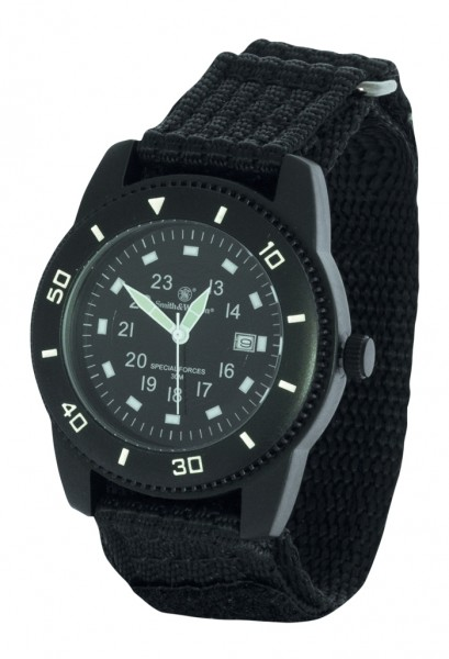Smith & Wesson Special Forces Uhr mit Commando-Armband