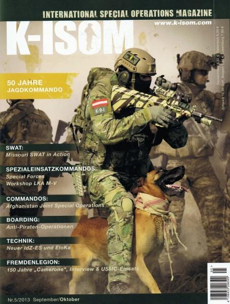 Kommando Magazin K-ISOM Ausgabe: 31 Nr.5/2013