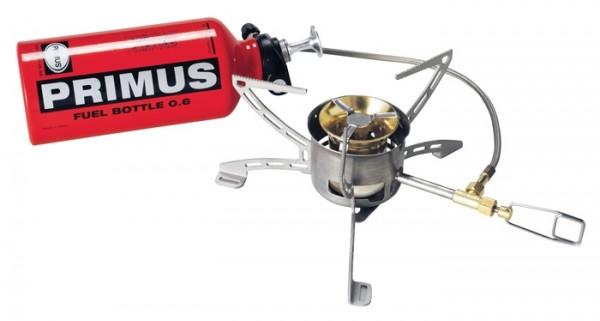 Primus Kocher OmniFuel mit Brennstofflasche