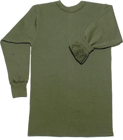 BW Winter Unterhemd Plüsch
