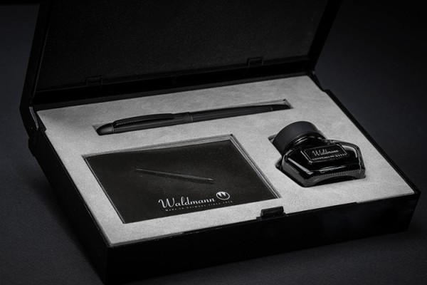 Waldmann Precieux Füllhalter P2000 Limited Edition