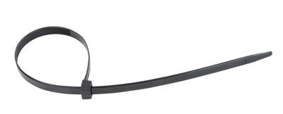 Kunststoff-Einwegfessel Schwarz Typ 500 50-er Pack