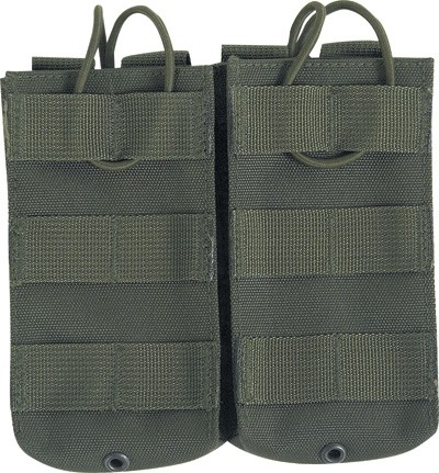Viper Modular Quick Release Double Mag Pouch Oliv