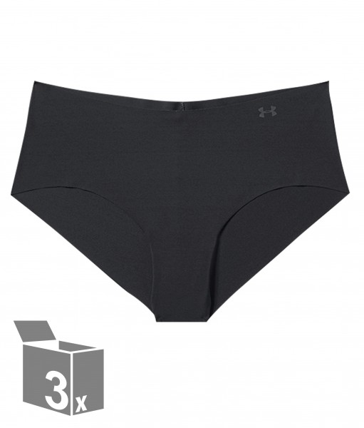 Under Armour Damen Pure Stretch Hipster 3er-Pack