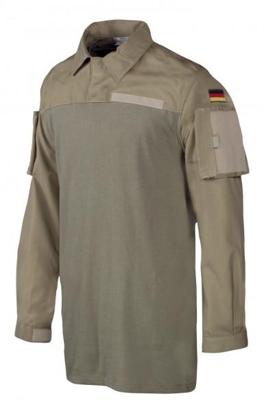 Köhler Combat Shirt Khaki