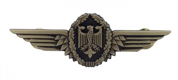 BW Tätigkeits-Abz.Militärluftfahrzeugführer Bronze