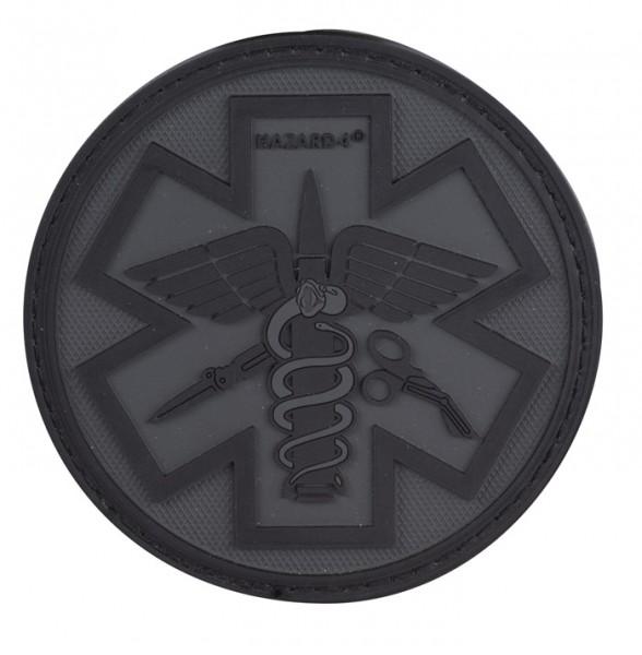 Hazard 4 Paramedic Patch Black PAT-PMD-BLK
