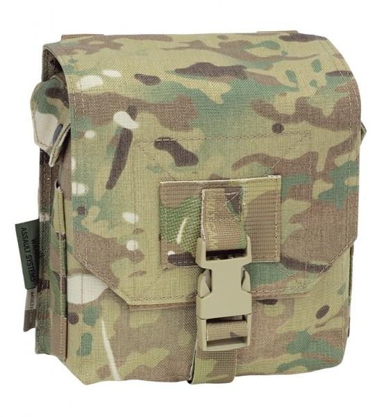 Warrior M60/Minimi/M249 Pouch Multicam