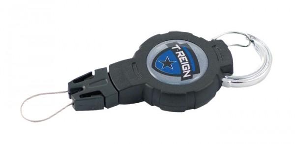 T-Reign Gear Tether Black Large Karabiner
