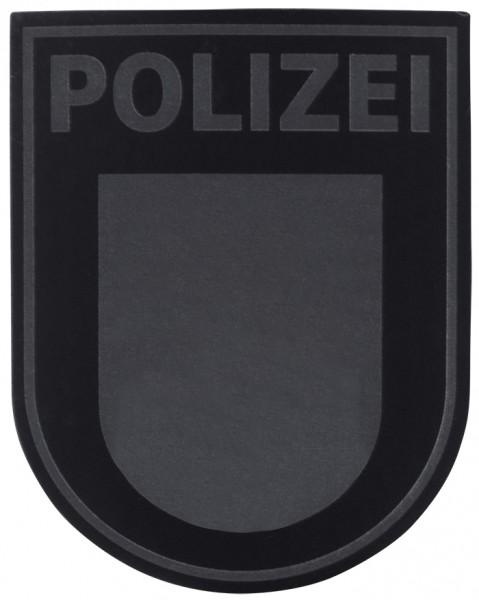 Infrarot Patch Polizei Hamburg Blackops