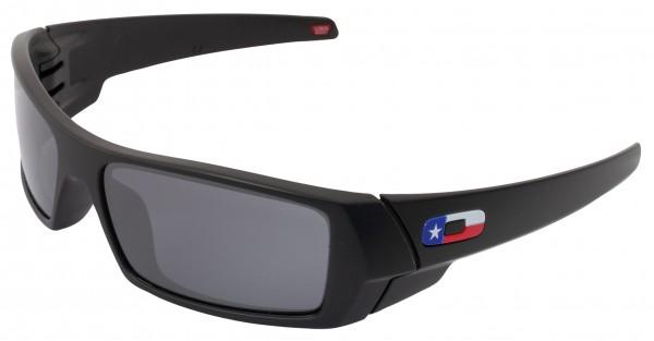 Oakley Gascan Texas Flag Black Iridium