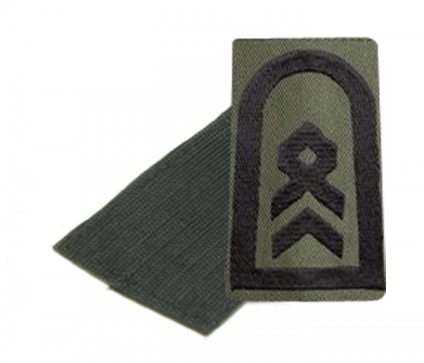 BW Rangschl. Stabsfeldwebel Heer Oliv/Schw. Klett