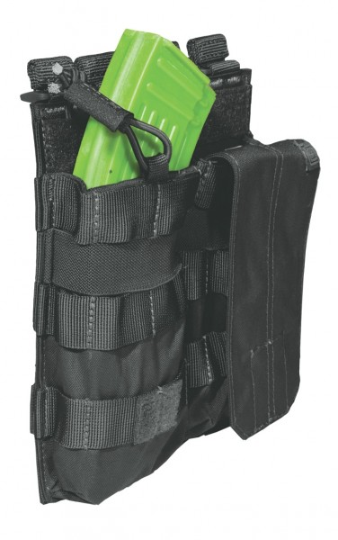 5.11 AK47/74 Bungee W Cover Double Black
