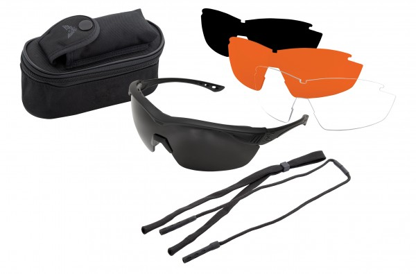 Edge Tactical Overlord Kit Tigers Eye/ G-15/ Clear/ Polarized