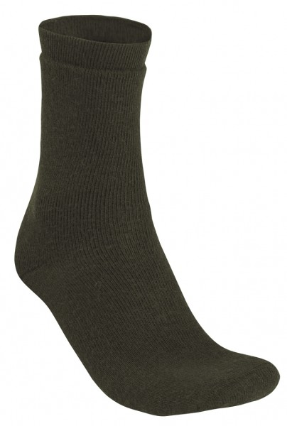 Woolpower Socks 400 Pine Green