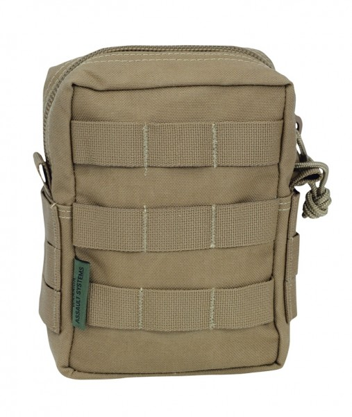 Warrior Small Molle Medic Pouch Coyote