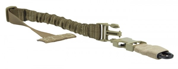 Warrior Elite Ops Molle QRS T-Bungee Sling Coyote
