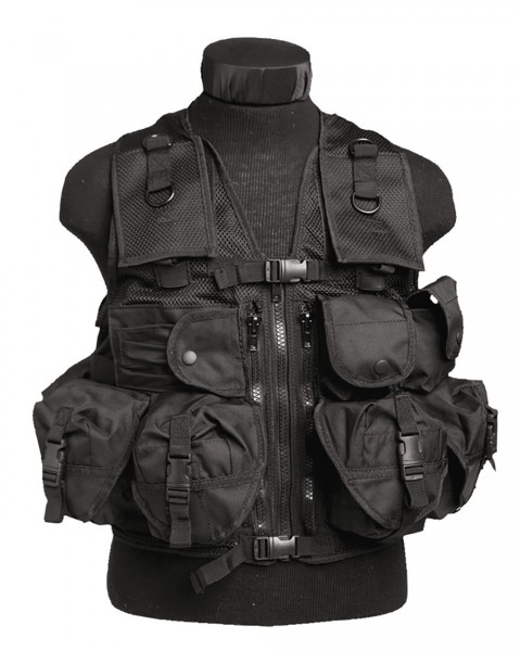 Mil-Tec Einsatzweste Tactical